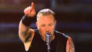 Metallica - Big Bisou Live [MASHUP]