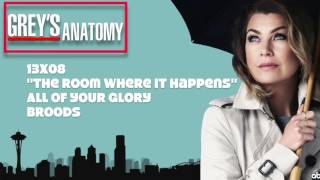 """Grey's Anatomy Soundtrack - """"All of Your Glory"""" by Broods (13x08)"""