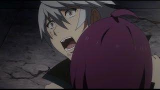 【Anime】Vampire girl bites guy