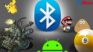 Top 12 Juegos Multijugador por Bluetooth PARTE 1!! Android