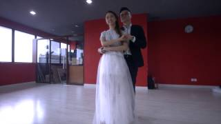 Christina Perri - A Thousand Years | Wedding First Dance Choreography by Harry