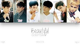 [HAN|ROM|ENG] SEVENTEEN (세븐틴) - BEAUTIFUL (Color Coded Lyrics)