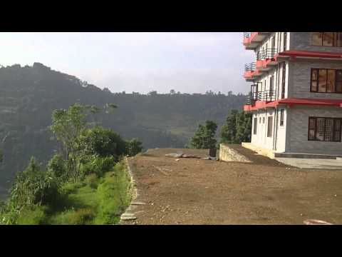 Nepal, Dhampus Resort