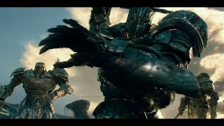 The Judgement Is Death (Knights vs Optimus Prime) - Transformers 5: The Last Knight [HD]
