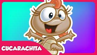 Cucarachita - Gallina Pintadita 1 - Oficial - Canciones infantiles para niños y bebés