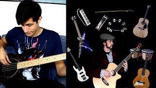 Denis Pauna - Davie504 Signature Bass Contest