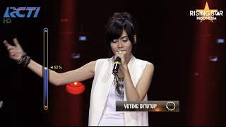 "Cecilia Anne ""Radioactive"" Imagine Dragons - Rising Star Indonesia Live Duels 4 Eps. 12"