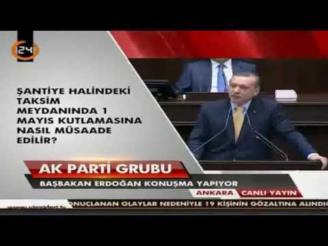 Başbakan Erdoğan. 30 Nisan 2013 AK Parti TBMM Grup Toplantısı Konuşması.