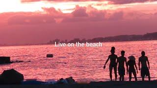 "万寿(HOOLIGANZ)  ""Live On The Beach"""