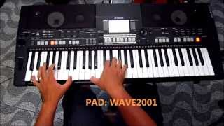 Lady Gaga - Applause (Keyboard Synth Complet HD)