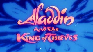 Aladdin and the King of Thieves - Welcome to the Forty Thieves - credits version (Eu Portuguese)