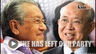 Ku Li: I wouldn't go crawling to Mahathir for advice