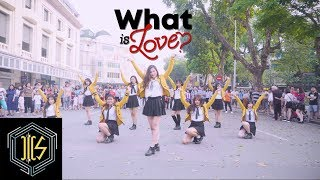 "[KPOP IN PUBLIC CHALLENGE]TWICE (트와이스) ""What is Love?"" Dance Cover By M.S's traniees From Vietnam"