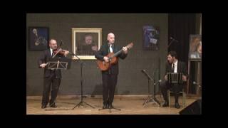 Nobleza de Arrabal trío- tango- bajo belgrano