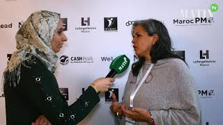 Meet the lead 2019: Déclaration de Hasnaa Boutzil, DG de SADV- OCP