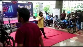 breakout-shoot to thrill- red Fm event in our university