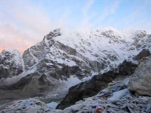 Views from Kala Patar c.5500m, Nepal