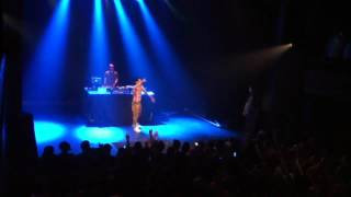 Yelawolf - Billy Crystal LIVE MONTREAL