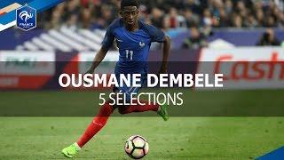 20 bougies pour Ousmane Dembele