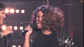 Patti LaBelle, Lil' Kim, Amber Riley - Lady Marmalade (Live on DWTS)