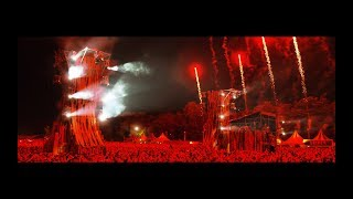 Bodyshock & Angerfist ft Tha Watcher - Blood For Blood (Official Videoclip)