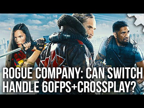 WTFF::: Rogue Company tech analysis