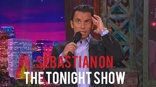 Sebastian Maniscalco on The Tonight Show