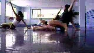 Ensaio - Ela dança eu danço