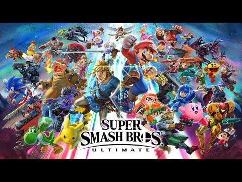 Super Smash Bros. Ultimate (NS)  © Nintendo 2018   1/1