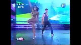 La nota perfecta en el Pop Latino de Fabi Martinez BCPY2013