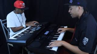 2 Artist 2 Pianos Over My dead Body Cover- Rank N Jay