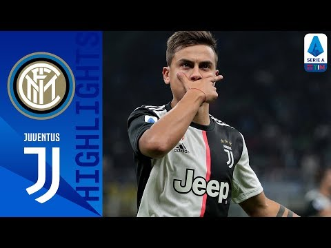 Download Video Inter 1-2 Juventus   Juve Back On Top As Dybala & Higuaín Strike   Serie A