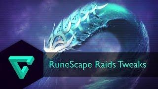 RuneScape Raids Tweaks