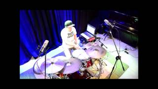 WOODLAND - PEDESTALS drum cover