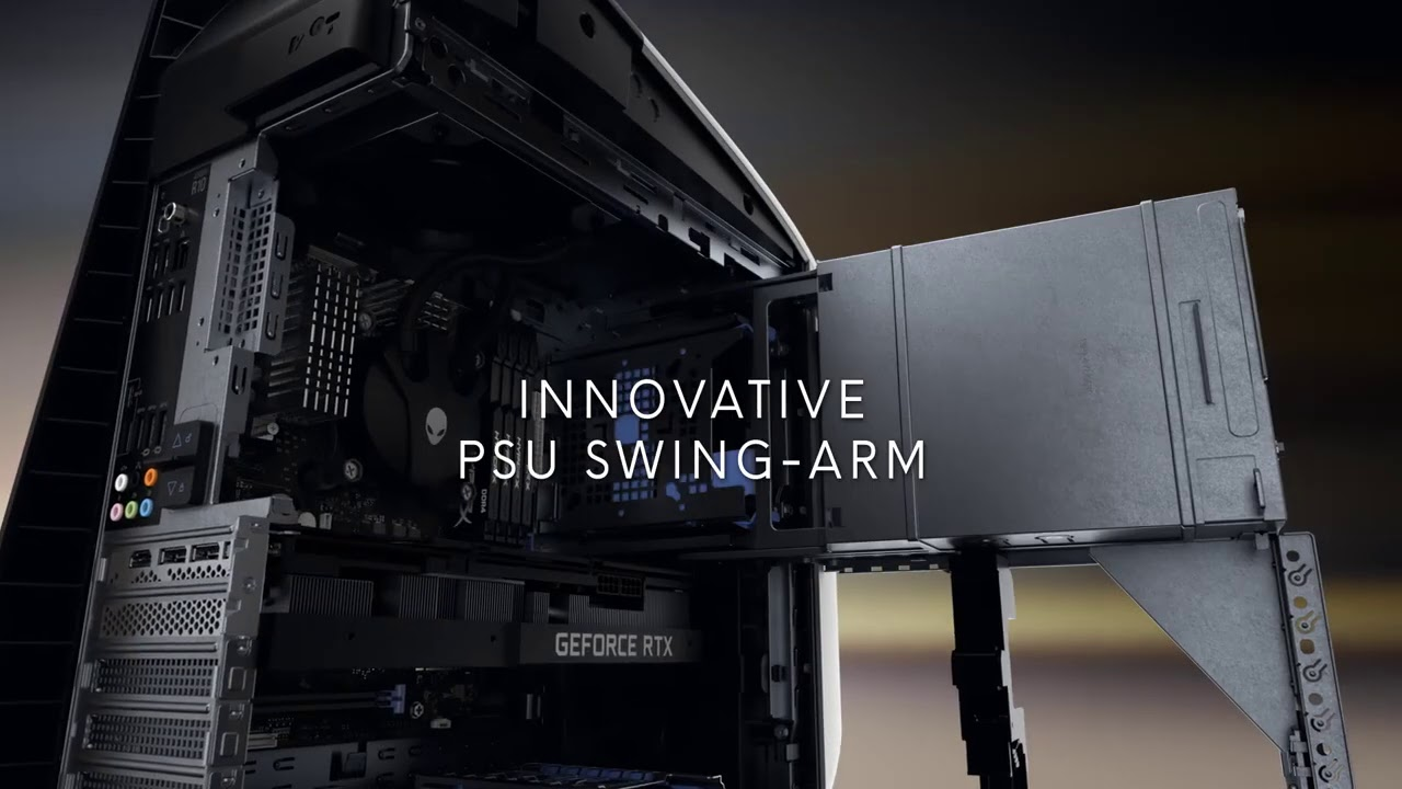 Alienware - Alienware Aurora Ryzen Edition R10 Gaming Desktop Product Video (2021)