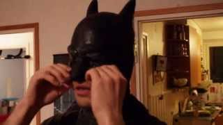 Batman:TAS Live Action Intro - Making the Costume