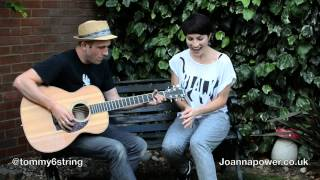 Smooth Criminal Acoustic Guitar Cover - Joanna Power & Tic Tac Tom