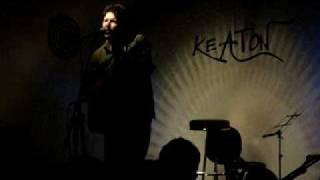 """Luigi Mariano - SOLO SU UN'ISOLA DESERTA live acustic al """"KEATON"""" (23-1-10)"""