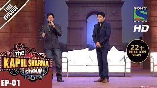 The Kapil Sharma Show - दी कपिल शर्मा शो - Ep-1- FAN Special with Shah Rukh Khan-23rd Apr 2016 width=
