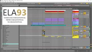 sigma - nobody to love .. Remake ----- Ableton live by Ela93