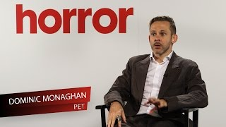 Horror Channel FrightFest 2016 - Pet - Dominic Monaghan Interview