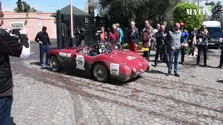Rallye Maroc Classic : Clap de fin à Marrakech, victoire du Maroc grâce à l'équipage Meziane/Chemao