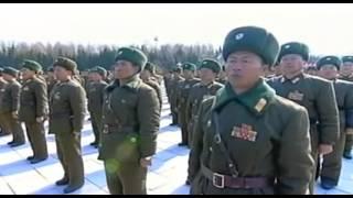 Speechless Speech / KIM JONG-UN