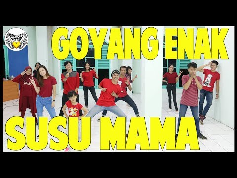 Download Video GOYANG ENAK SUSU MAMA - Choreography By Diego Takupaz
