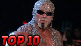 Top 10 Most Dangerous/Sloppy WWE Workers Of All Time