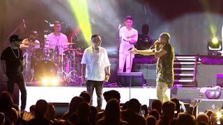 Avances...Jacob Forever ft Alexander - Gente de Zona (Concierto en los Miccosukee-Miami)