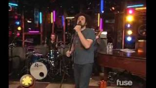 Counting Crows - You Can't Count On Me (live on FUSE)