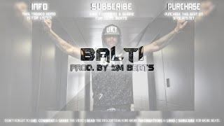 Gradur - Balti ft. Booba Type Beat Instrumental 2016 [Prod. By Sm Beats]