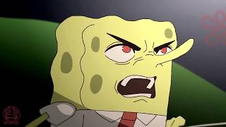 The SpongeBob SquarePants Anime OP 2 (Naruto Shippuden OP 7 Music)