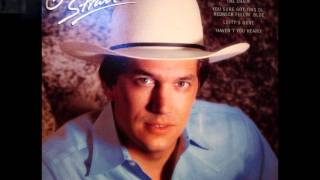 George Strait - Blue Is Not A Word